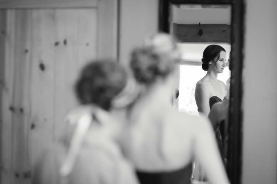 weddings austin 3 bridesmaids getting ready Austin Wedding Photographers | Outdoor Ceremony at Hamilton 12